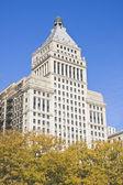 Architecture along Michigan Avenue — Stock Photo