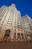 Wrigley Building in Chicago — Stock Photo