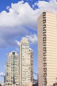 Apartmanlarda chicago — Stok fotoğraf