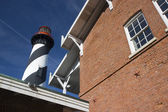 Lighthouse in St. Augustine — Stock fotografie