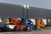 Truck in Utah — Stock Photo