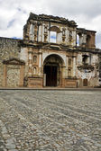 Chiesa di antigua — Foto Stock