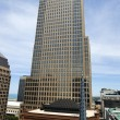 Stock Photo: Tallest in Cleveland - vertical panorama