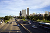 Lake Shore Drive — Stock Photo