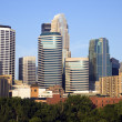 Modern Downtown of Minneapolis — Stock Photo