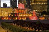 Buckingham fontein — Stockfoto