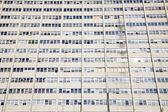 Projeto de edifício em chicago — Foto Stock