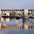 Bridge in Minneapolis — Stock Photo