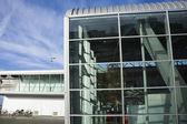 Aéroport d'eindhoven — Photo