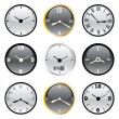 Clocks — Stockvector #3606963