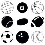Sport Balls — Stock Vector #3703762