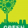 Royalty-Free Stock Vector Image: Green Economy