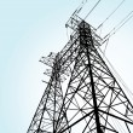 Torre de transmisión — Vector de stock