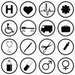 Medical Icons — Stock Vector #3786227
