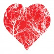 Royalty-Free Stock Immagine Vettoriale: Broken Heart