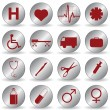 Medical Icons — Stock Vector #3786273