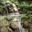 Peaceful waterfall — Stock Photo