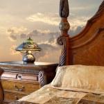 Zimmer im klassischen Stil — Stockfoto #3724142