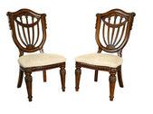 Zwei stühle — Stockfoto