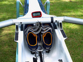 Rowing Boat Detail — Stock Photo