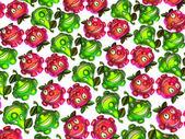 Zábavné ovoce — Stock fotografie