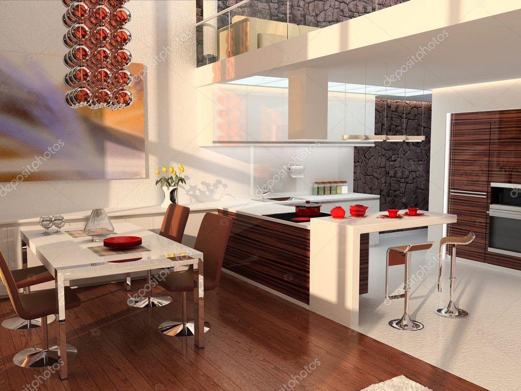Interior Design Stock Photo Nikolaynikolay 3654836