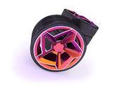 Car wheel — Stock Photo