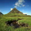 Royalty-Free Stock Photo: Summer in Glencoe.