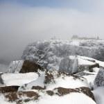 Summit of Ben Nevis. — Stock Photo
