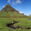 Panorama of Glencoe. — Stock Photo