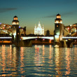 Saint-Petersburg. White Nights - Stock Photo