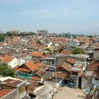 Stock Photo: Slum area