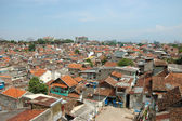 Slum area — Stock Photo