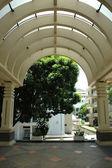 Üniversite Binası — Stok fotoğraf
