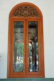 Masjid window — Stock Photo