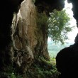 Pawon cave - Stock Photo