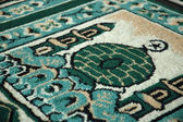 Masjid carpet — Stock Photo