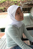 Moslem woman — Photo