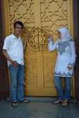 Lovely couple — Stock Photo