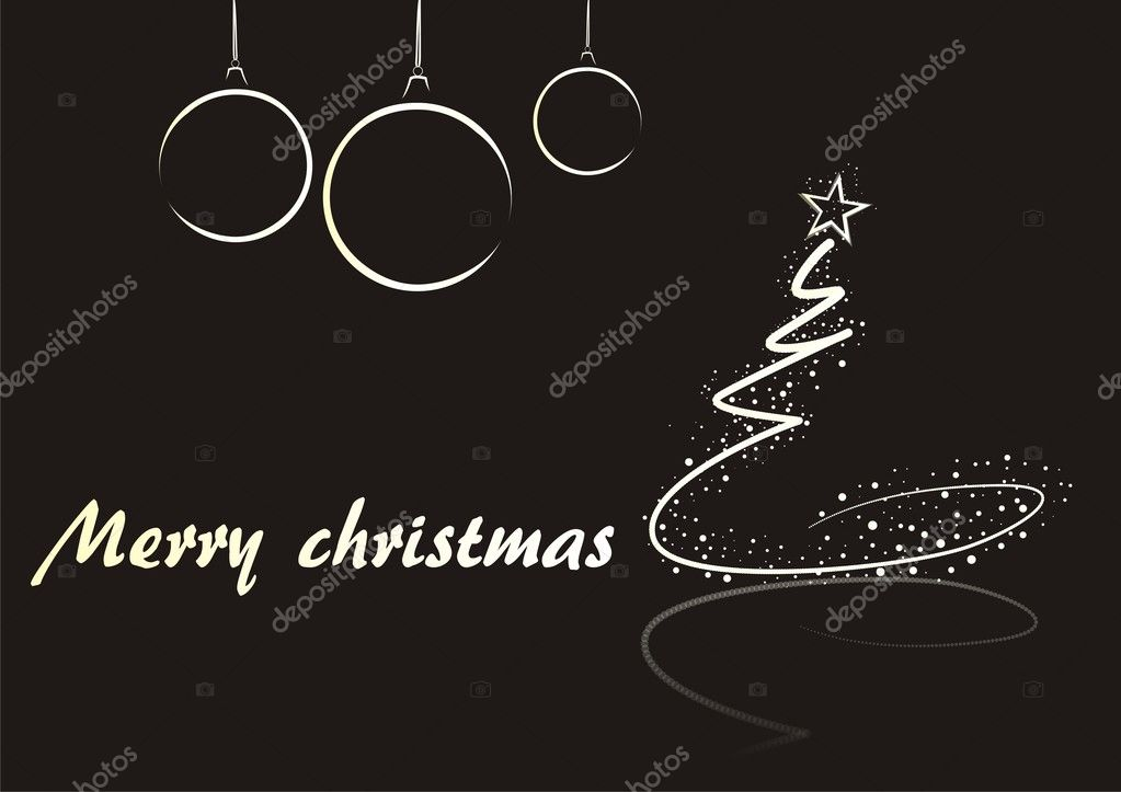 Christmas background — Stock Vector #3813476