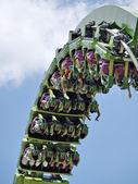 Rollercoaster — Stock Photo