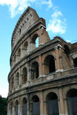 The Colosseum in Rome — Stok fotoğraf