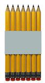 Pencil Stack — Stock Photo