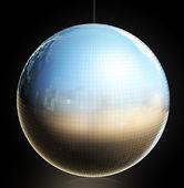 шар дискотеки — Стоковое фото