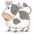 12 chinese new year icon 02 - cow — Stock Photo #3577797