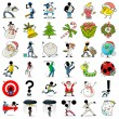 36 icons collection 1 — Stock Photo #3637447