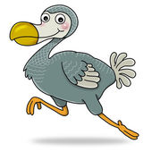 Dodo bird — Stock Photo