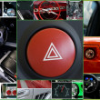 Royalty-Free Stock Photo: Car collage