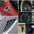 Car collage — Stock Photo #3849330