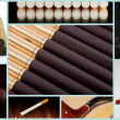 Cigars Collage — Stock Photo